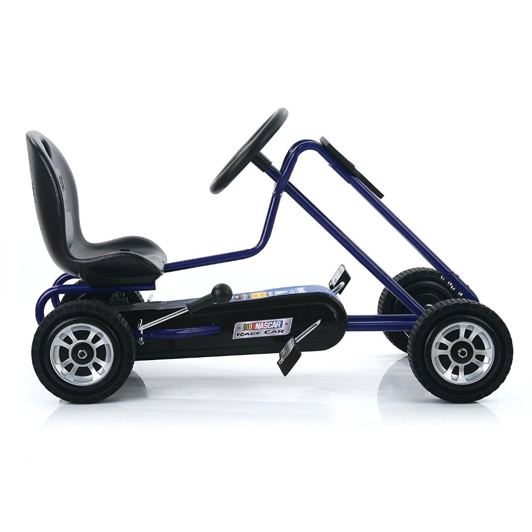 PRE-ORDER: Hauck Nascar Lightning Go Kart