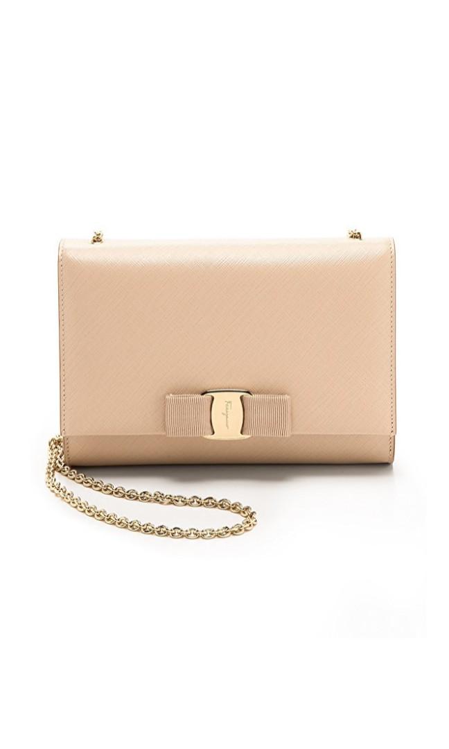 2fcdd74d1f9c Salvatore Ferragamo Miss Vara Mini Bag