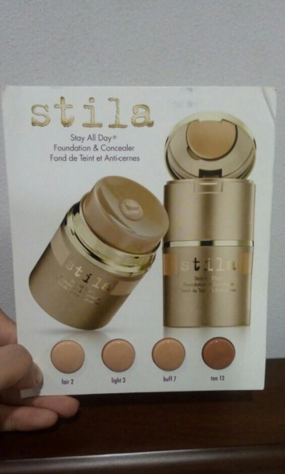 Stila Foundation