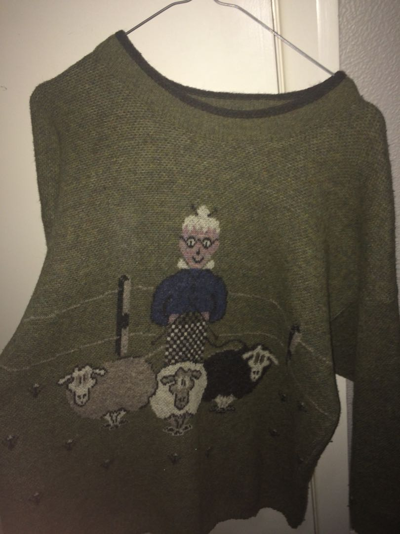'Ugly' sweater