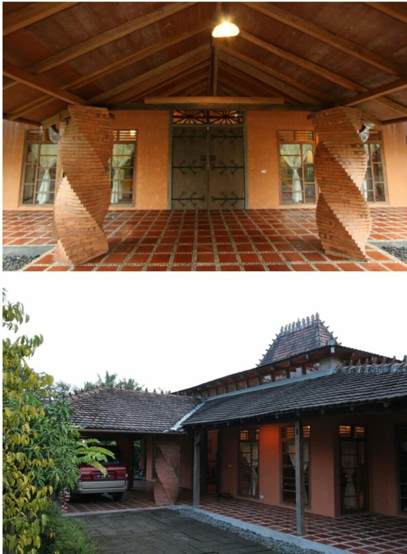 Villa jogja utara property for sale on carousell