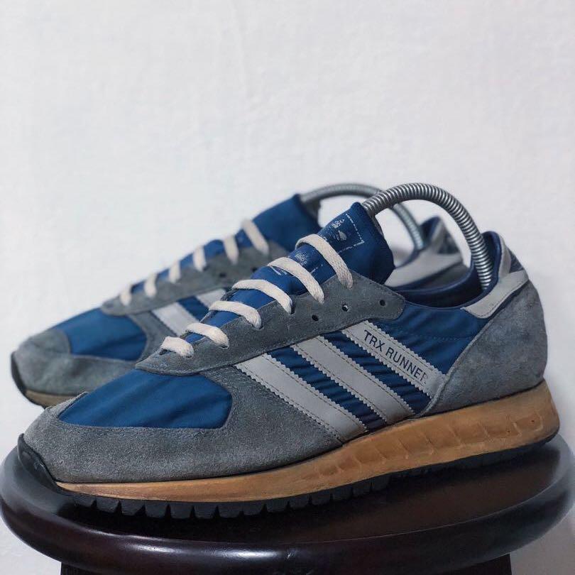 905d0063c91818 Vintage adidas trx runner