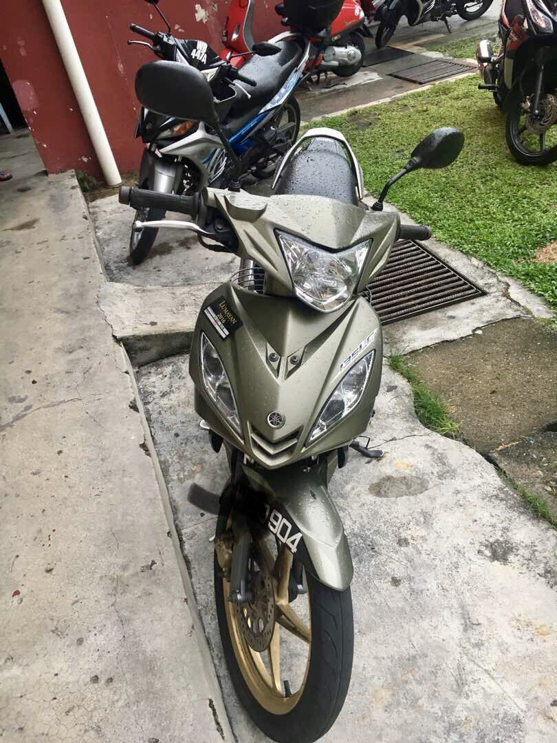 Yamaha LC135 v1 For Sale