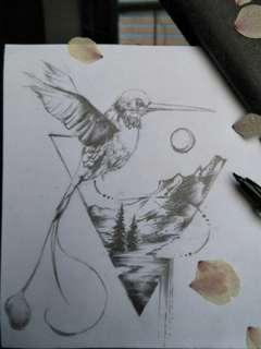 Tattoo customisations - bespoke art
