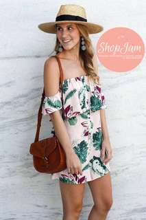 Phoebe Off Shoulder Dress