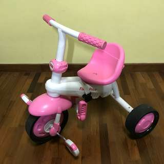Fisher Price Smart Trike - Baby/Toddler Tricycle