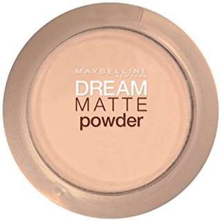 Maybelline Dream Matte Powder Compact with mirror
