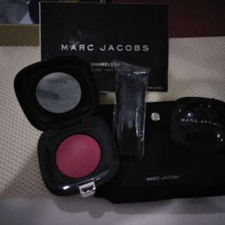 Blush on Marc Jacobs