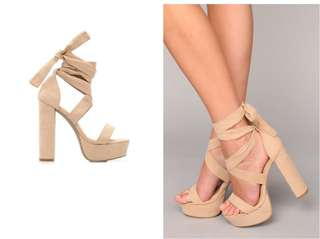 Brand New - Heel Sandals