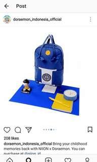 NiionxDoraemon backpack
