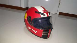 AGV S4 full face