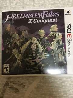 Fire Emblem Fates Conquest(3DS)