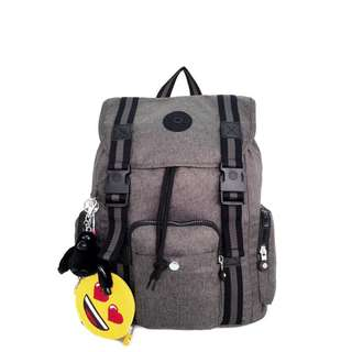 Kipling Ori Adaven Emoji Backpack Big