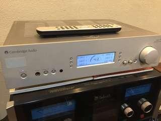 Cambridge Audio Azur 740A Integrated amp
