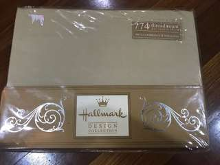 Hallmark Bed Sheets (Super King Fitted Sheets)