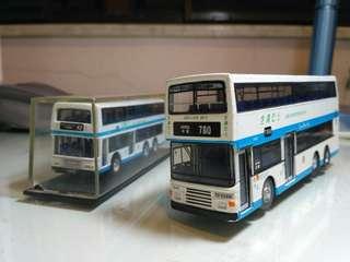 中巴 巴士模型 X 2