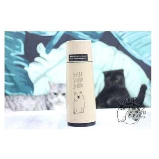 🚚 日本品牌 Animo不鏽鋼保溫瓶保溫杯-巴哥/柴犬-現貨+預購/禮物