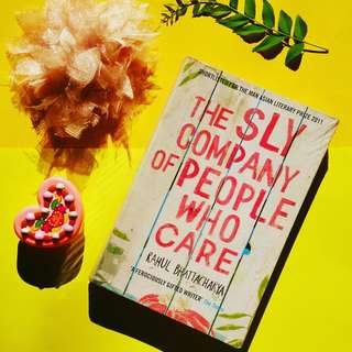 Novel | Sly Company of People Who Care