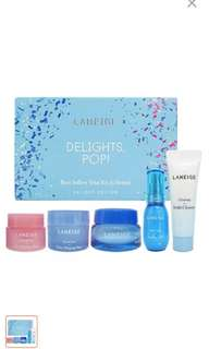 Laneige Delights, Pop! Best Sellers Trial Kit