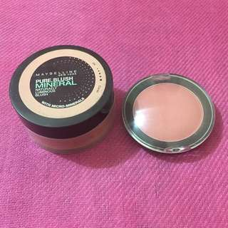 Maybelline Blush Bundle