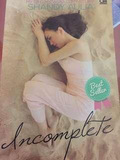 Buku Shandy Aulia (inspiring banget dan recommended)