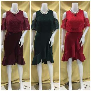 NEW ARRIVAL DRESS (BB)