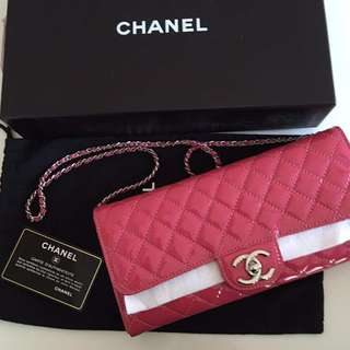 Chanel Clutch/ Shoulder bag