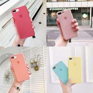 ✨IPhone高質感手機殼✨多色、多型號
