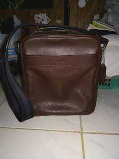 Coach Men CrossBag (Authentic)