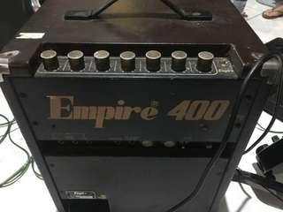 Amply empire 400
