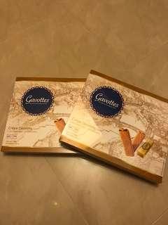 Gavotte 朱古力餅 25元一盒 45元兩盒