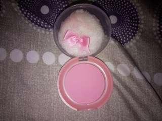 Etude house lovely cookie blusher blush on