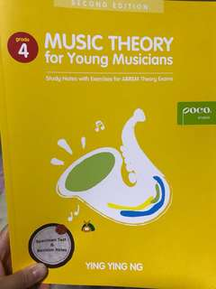 Grade 4 Music Theory for Young Musicians