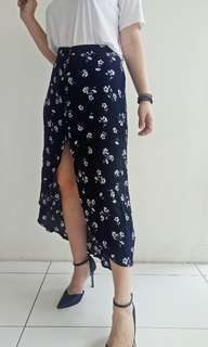 Maxi Floral Skirt by Cotton On