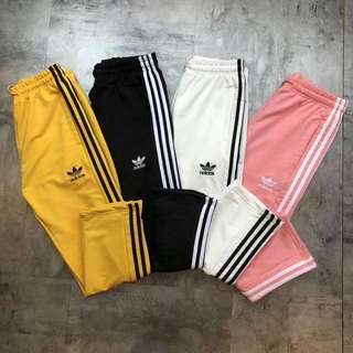 Adidas Pants in 4 colors