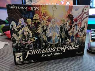 Fire Emblem Fates Special Edition (3 routes inc) 3ds