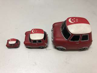 Limited Edition Classic Mini Model Cars