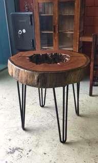 Chengai wood coffee table