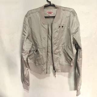 Authentic Guess Jeans Bomber Jacket