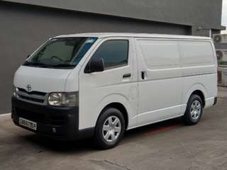 Buying All Toyota and Nissan vans