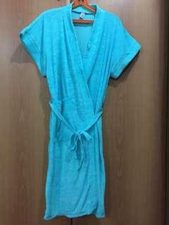 Swimming towel robe freesize