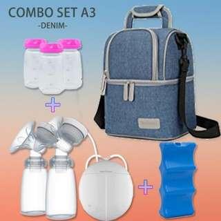 Mummy V-Cool Bag
