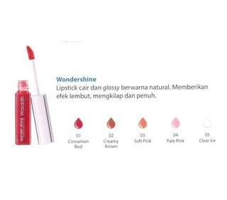 Wardah Wondershine - Soft Pink 03