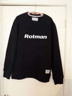 University of Toronto Rotman x Roots Sweater