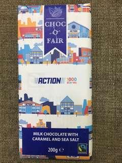 Action Fair Trade Chocolate