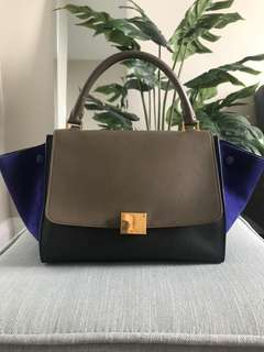 Celine Trapeze Bag Small Size