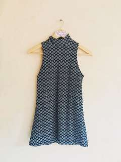 ZARA TRF Fall Winter Collection Mini Dress