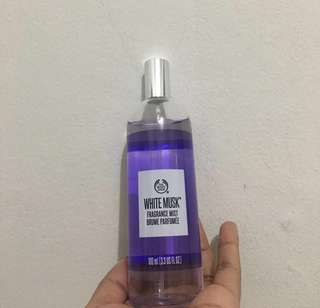 The Body Shop - White Musk 100ml