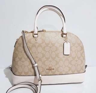 Coach Hand Bag - Large 33 x 24 cm