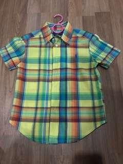 Authentic Ralph Lauren Shirt (Kids)